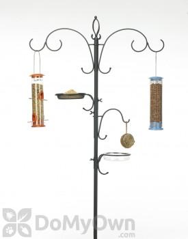 PineBush Wild Bird Dining Station For Bird Feeders 8 ft. (30620)