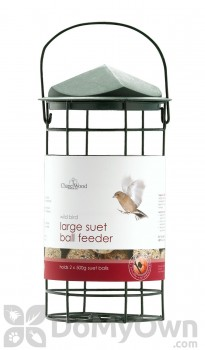 PineBush Large Suet Ball Bird Feeder 9 in. (30689)