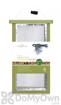 PineBush Premium Eco Friendly Sunflower Hearts Bird Feeder 11.5 in. (30457)
