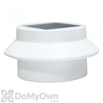 Pine Top Solar Utility Light - White