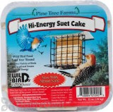 Pine Tree Farms High Energy Suet Cake Bird Food 12 oz. (1090)