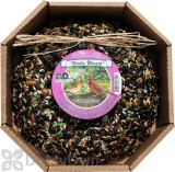 Pine Tree Farms Birdie Seed Wreath Bird Food 2.25 lb. (1355)