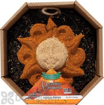 Pine Tree Farms Sun Seed Wreath Bird Food 2.5 lb. (1362)