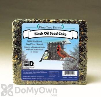 Pine Tree Farms Black Oil Sunflower Seed Cake 1.75 lb. (1391)