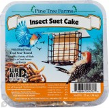 Pine Tree Farms Insect Suet Cake Bird Food 12 oz. (1470)