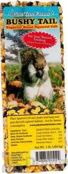 Pine Tree Farms Bushy Tail Squirrel Cob 16 oz. (1512)