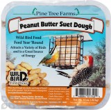 Pine Tree Farms Peanut Butter Suet Dough Bird Food 12 oz. (1740)