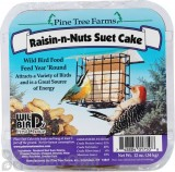Pine Tree Farms Raisin-N-Nut Suet Cake 12 oz. (1750)