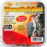 Pine Tree Farms Never Melt Suet Peanut Cake Bird Food 12 oz. (3010)