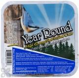 Pine Tree Farms Year Around High Energy Suet and Seed Cake Bird Food 11 oz. (6010)