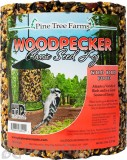 Pine Tree Farms Woodpecker Classic Seed Log Bird Food 5 lb. (8002)