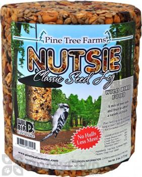 Pine Tree Farms Nutsie Classic Seed Log Bird Food 6 lb. (8004)