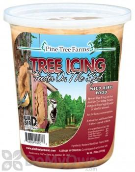 Pine Tree Farms Tree Icing Feeder On The Spot Bird Food 1.75 lb (9001)