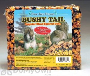Pine Tree Farms Bushy Tail Squirrel Cake Food 2.5 lb. (1381)
