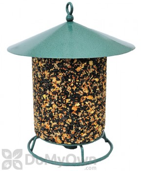 Pine Tree Farms Classic Log Bird Feeder 2 lbs. (8007)