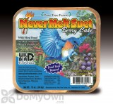 Pine Tree Farms Never Melt Suet Berry Cake Bird Food 12 oz. (3011)