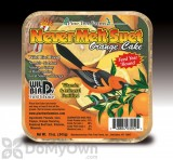 Pine Tree Farms Never Melt Suet Orange Cake Bird Food 12 oz. (3012)