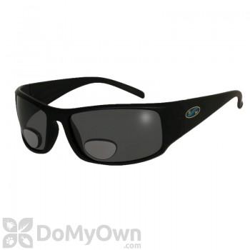 Global Vision Eyewear Blue Water Polarized Bifocal 1 - Smoke
