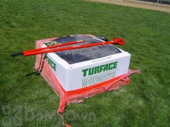 Turface Moundmaster Blocks Red