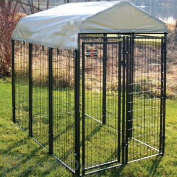 Origin Point Brands Kennel with Cover