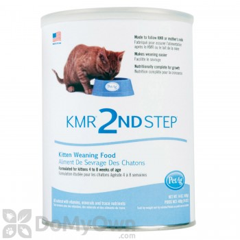 PetAg KMR 2nd Step Kitten Weaning Food