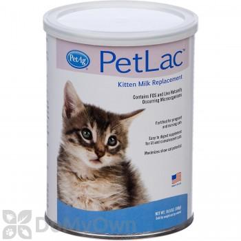 PetAg PetLac Kitten Milk Replacement Powder