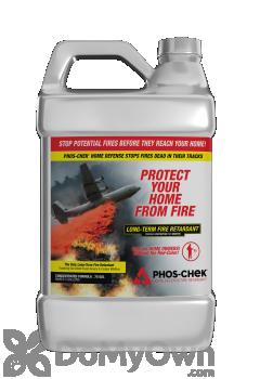 Phos-Chek Long Term Fire Retardant
