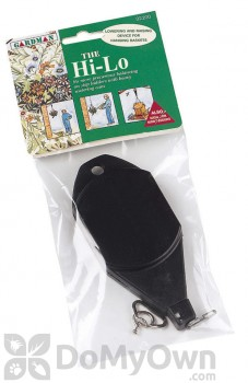 Rainbow Gardman Hi - Lo Adjustable Hanger For Hanging Baskets (779)