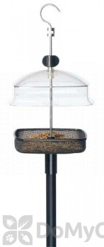 Rainbow Gardman Adjustable Small Bird Feeder (BA01320)