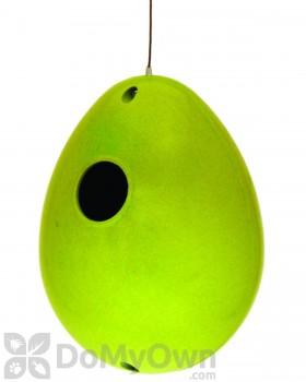 Rossos International Key Lime Eco Egg Bird House (P5720)