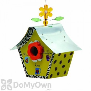 Rossos International Retro Chic Collection Caffe Aroma Bird House (WS35)
