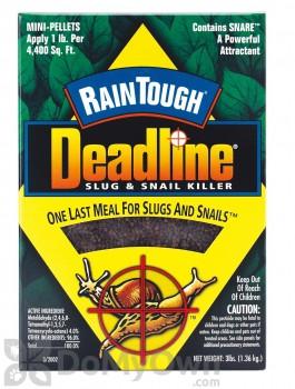 Deadline Raintough Slug N Snail Killer