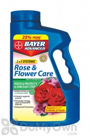 Bayer Advanced 2 In 1 Systemic Rose & Flower Care