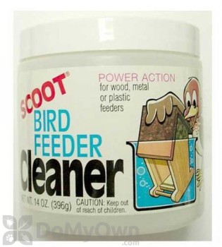 Scoot Products Scoot Bird Feeder Cleaner 14 oz. (SCOOTCIBIRD16)