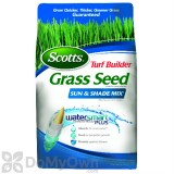 Scotts Turf Builder Grass Seed Sun and Shade Mix