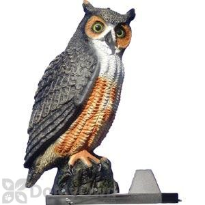 Bird Barrier Screech Owl Bird Deterrent (sd-owl1)
