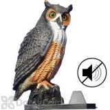 Bird Barrier Rotating Owl Bird Deterrent (sd-owl2)