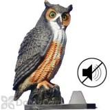 Bird Barrier Rotating Owl Bird Deterrent (sd-owl2)