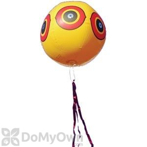 Bird Barrier Yellow Bird Scare Eye Balloon (sd-se10)