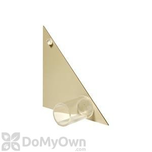 Bird Barrier BirdSlide Small End Cap Beige Left and Right (5 pairs) (sl-b10)