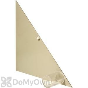 Bird Barrier BirdSlide Large End Cap Beige Left and Right (5 pairs) (sl-b15)