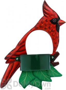 Songbird Essentials Cardinal Window Bird Feeder (SE3870236)