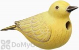 Songbird Essentials Yellow Warbler Bird House (SE3880042)