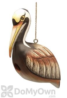 Songbird Essentials Brown Pelican Bird House (SE3880052)