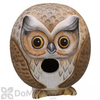Songbird Essentials Owl Gord - O Bird House (SE3880065)