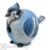 Songbird Essentials Blue Jay Gord O Bird House (SE3880097)