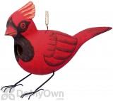 Songbird Essentials Cardinal Bird House (SE3880117)