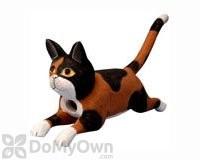 Songbird Essentials Leaping Calico Cat Bird House (SE3880143)