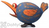 Songbird Essentials Blue & Orange Loony Bird Bird House (SE3880170)