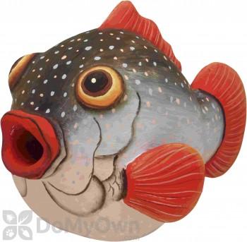 Songbird Essentials Puffer Fish Bird House (SE3880208)